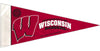Wisconsin Badgers Pennant Set Mini 8 Piece - Rico Industries