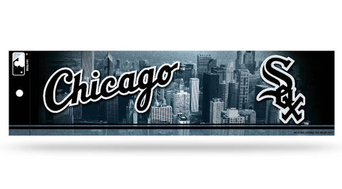 Chicago White Sox Decal Bumper Sticker Glitter - Rico Industries