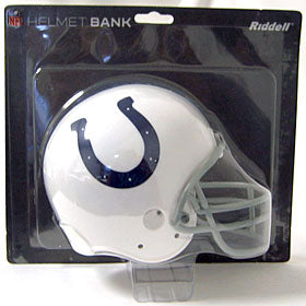 Indianapolis Colts Bank Helmet Style - Riddell