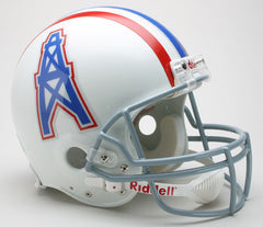 Houston Oilers 1975-80 Throwback Pro Line Helmet - Riddell