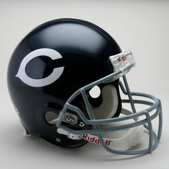 Chicago Bears 1962-73 Throwback Pro Line Helmet - Riddell