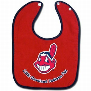 Cleveland Indians Baby Bib - All Pro - Wincraft