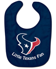 Houston Texans All Pro Little Fan Baby Bib - Wincraft