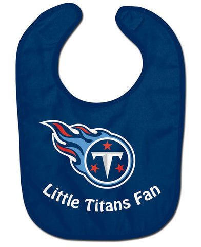 Tennessee Titans All Pro Little Fan Baby Bib - Wincraft