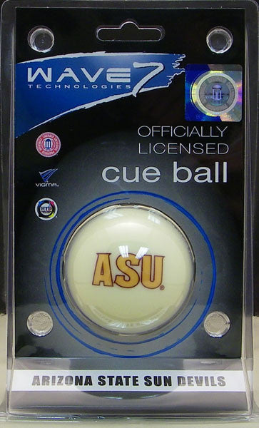 Arizona State Cue Ball