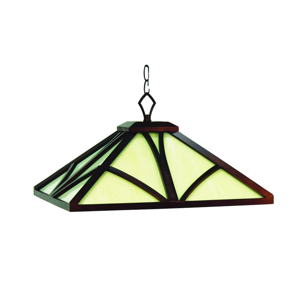 CHATEAU- 17 PENDANT LIGHT-ENGLISH TUDOR