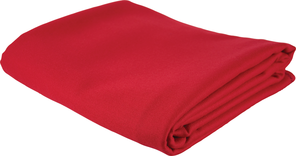 Simonis 760 Cloth - 9 ft Cut  - Red