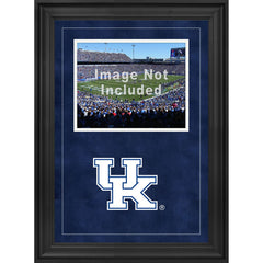 Kentucky Wildcats 8'' x 10'' Deluxe Horizontal Photograph Frame with Team Logo