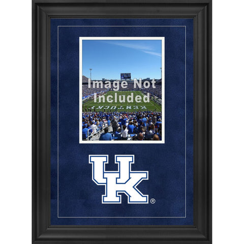 Kentucky Wildcats 8'' x 10'' Deluxe Vertical Photograph Frame with Team Logo