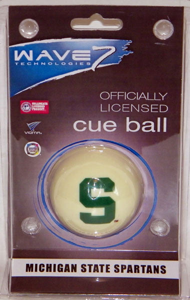 Michigan State Cue Ball