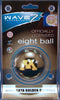 Minnesota Eight Ball BLACK SOLID BLOCK M - MINBBE100