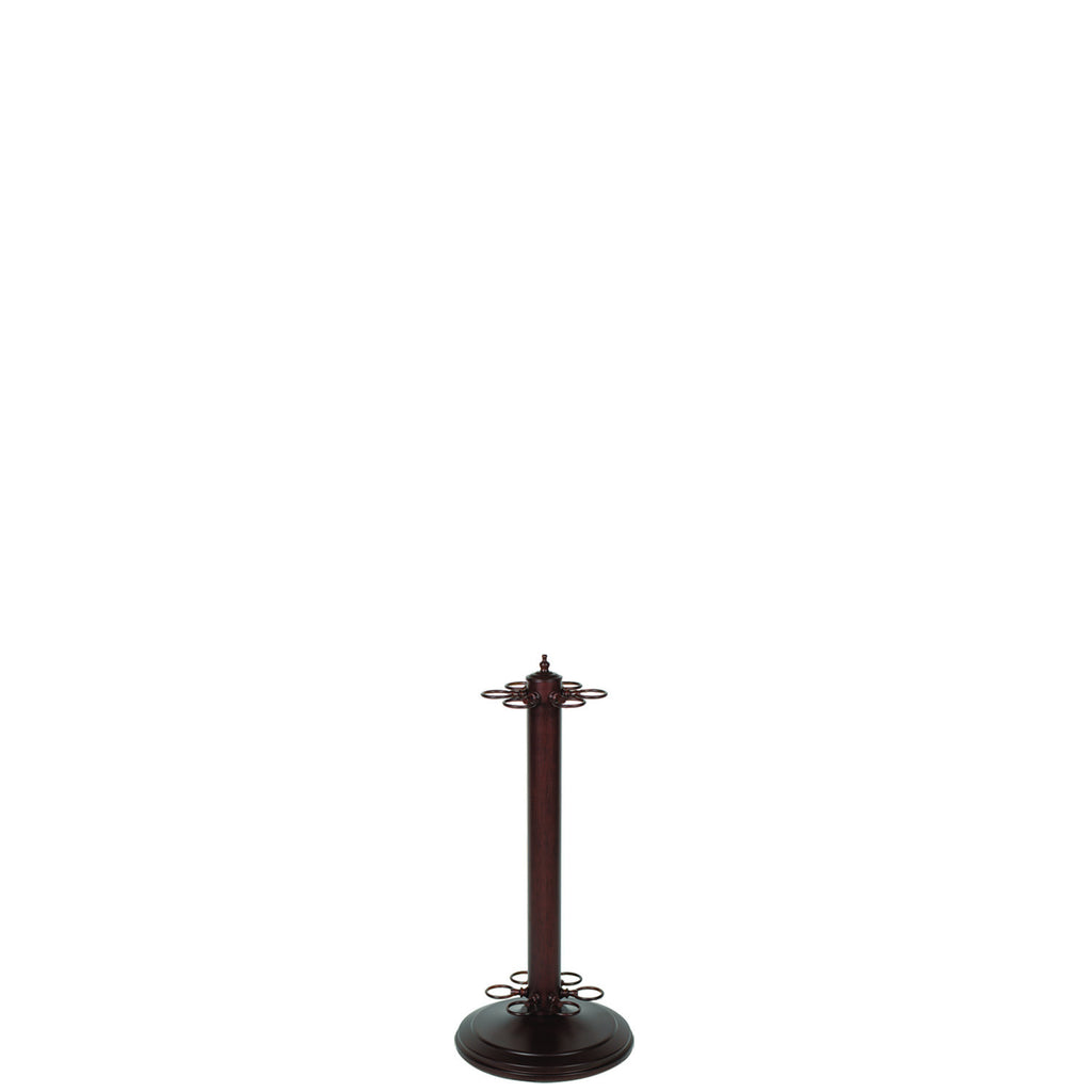 24H POOL CUE HOLDER-OIL RUBBED BRONZE