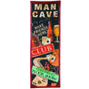 CANVAS-MAN CAVE