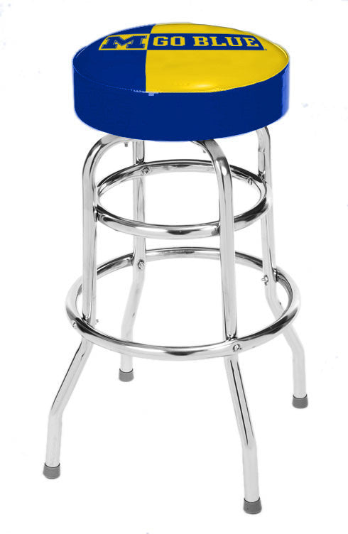 Michigan Double Rung Bar Stool