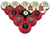 South Carolina Billiard Ball Set - NUMBERED