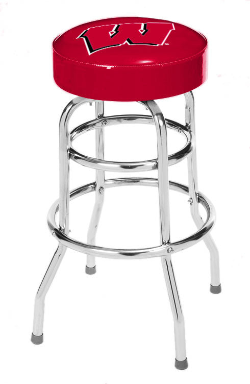 Wisconsin Double Rung Bar Stool