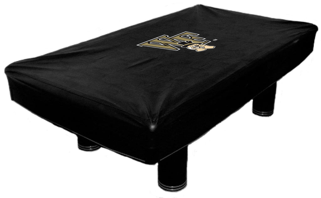Wake Forest Billiard Table Cover