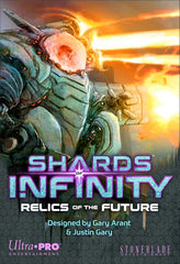 Ultrapro - Shards Of Infinity Expansion Relics Of The Future
