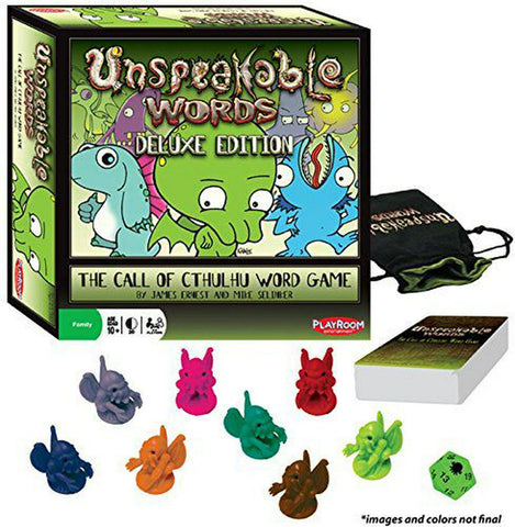 Ultra Pro - Unspeakable Words Card Game (20.00)