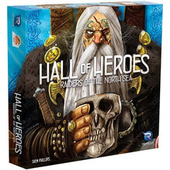 Renegade Game Studios - Raiders Of The North Sea Expansion Hall Of Heroes