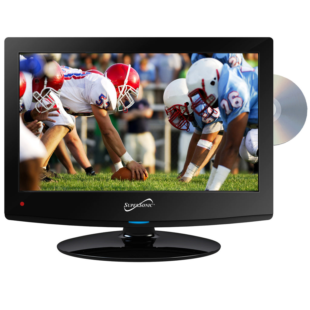Supersonic  15'' Class LED HDTV with Built-in DVD Player