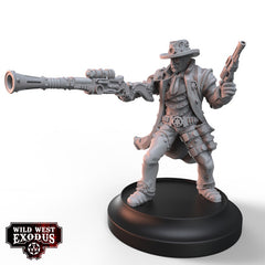 Warcradle Studios - Virgil Earp- Lawmen