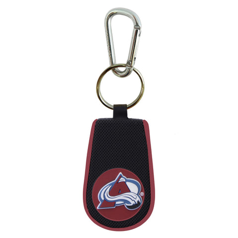 Colorado Avalanche Keychain Classic Hockey - Gamewear