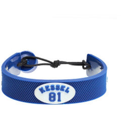 Toronto Maple Leafs Bracelet Team Color Jersey Phil Kessel Design - Gamewear