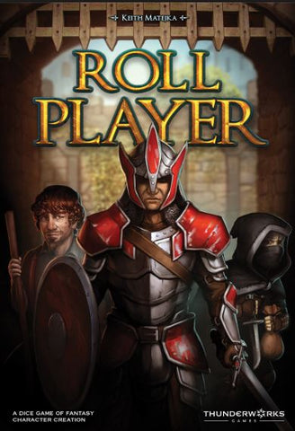 Thunderworks Games - Roll Player