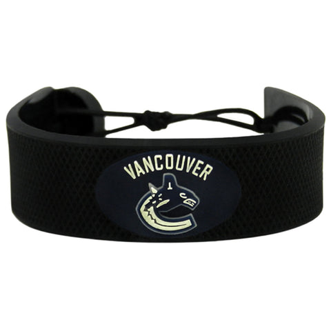 Vancouver Canucks Bracelet Classic Hockey - Gamewear