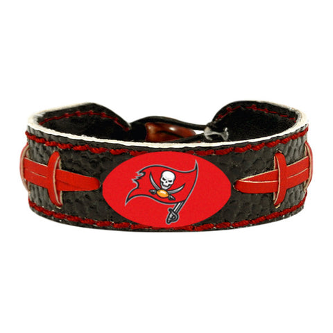 Tampa Bay Buccaneers Bracelet Team Color Football - Gamewear
