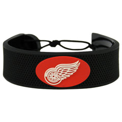 Detroit Red Wings Bracelet Classic Hockey - Gamewear