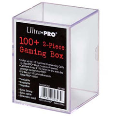100ct 2-Piece Case - Gaming Box - Ultra Pro
