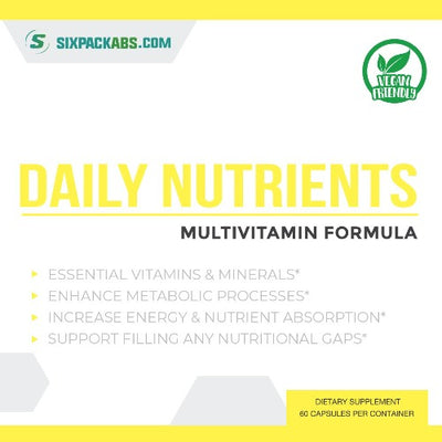 Science-Based Daily Nutrients