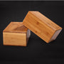 High-density Bamboo Yoga Block