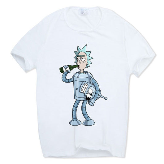 Rick And Bender Tee