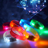 Music Activated LED Bracelets
