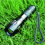 Military Style Flashlight