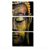 Meditative Buddha Canvas