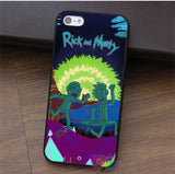 Space Nebula iPhone Cases