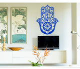 Hamsa Hand Wall Decal