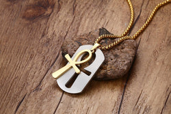 Removable Ankh Pendant