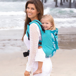 CarryOn Toddler Carrier Seahorse