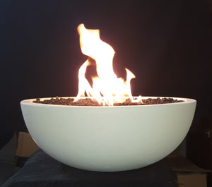 "Fire Topper 17"" Fire Bowl - bowl only"