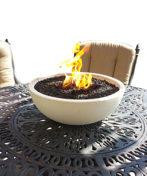 Fire Topper X - Your tabletop fire bowl!