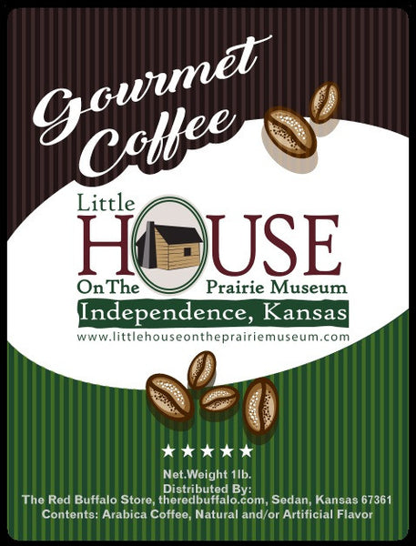 1lb. Gourmet Coffees by Little House on the Prairie Museum