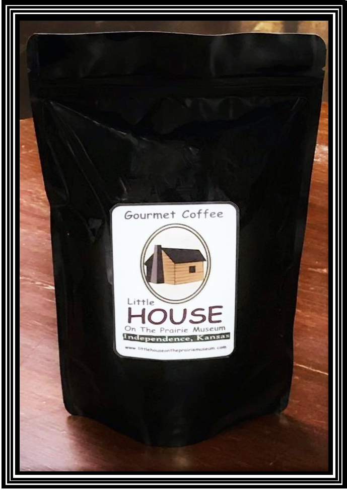 Little House Dark Roast Gourmet Coffee 12oz.