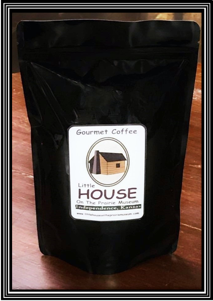 Almanzo's Amaretto Gourmet Coffee 12oz.