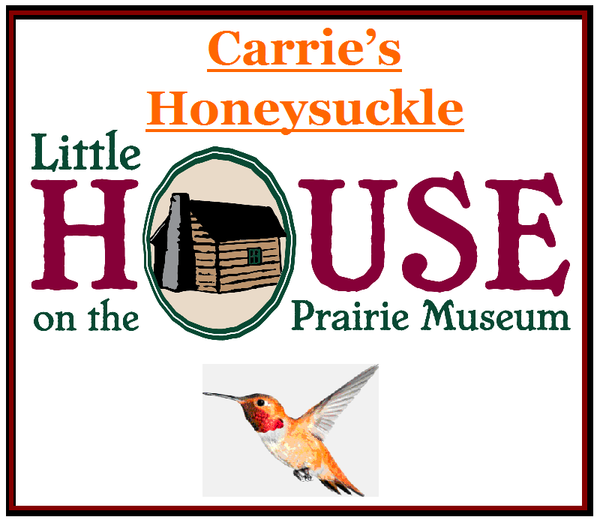 Carrie's Honeysuckle Candle by Little House on the Prairie Museum