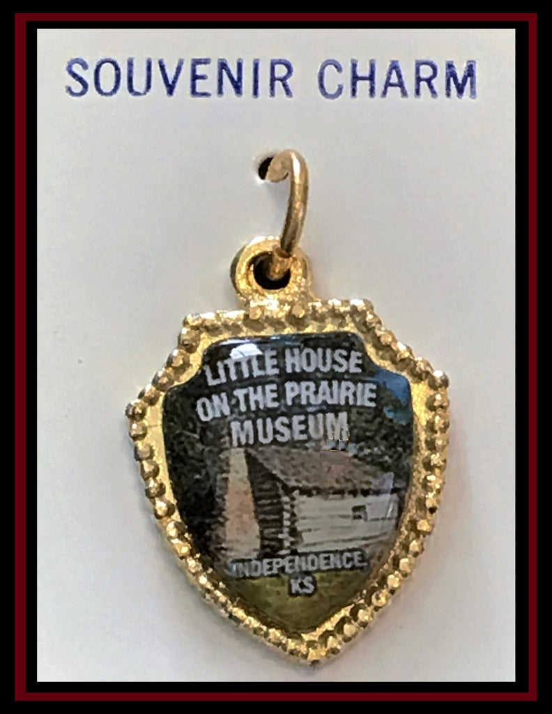 Charm Ornament - Gold Colored